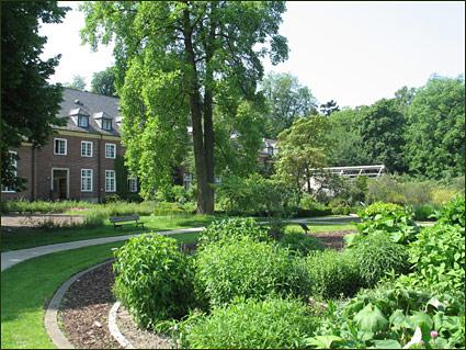 Stadt Münster Filmservice Locations Botanischer Garten