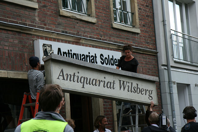 Stadt Münster Filmservice Filme Wilsberg