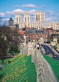 Stadtansicht York