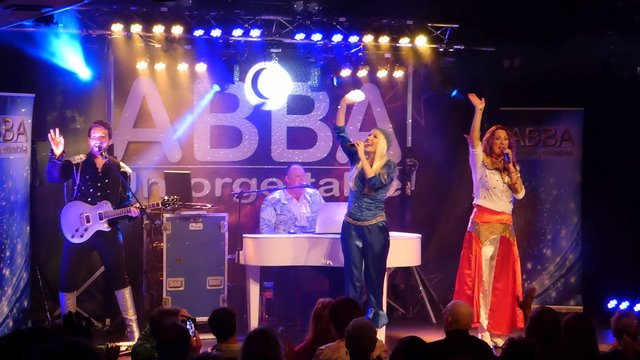 """A Tribute to ABBA - Unforgettable"""