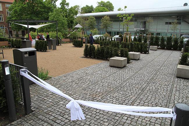 Garten Münster stadt münster standesamt hochzeitsgarten am lotharinger kloster