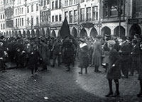 Foto zur Revolution 1918 in Münster