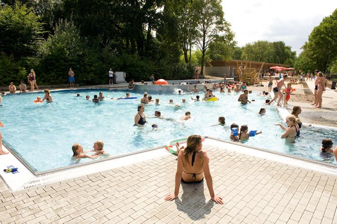 Schwimmbad Wolbeck stadt münster sportamt freibad stapelskotten