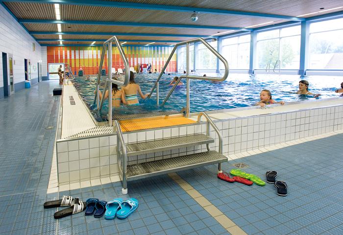 Schwimmbad Wolbeck stadt münster sportamt hallenbad hiltrup