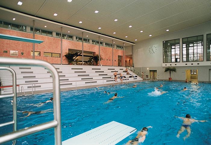 Schwimmbad Karfreitag: Stadt Münster: Sportamt