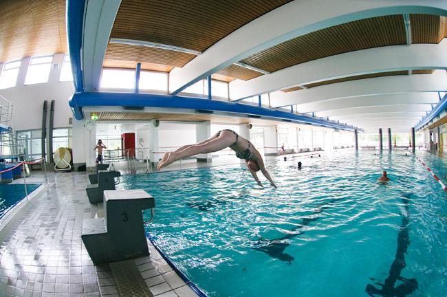 stadt m nster sportamt hallenbad ost On hiltrup schwimmbad