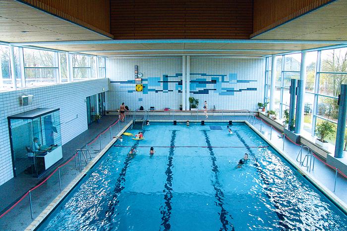 Stadt Münster: Sportamt - Hallenbad Roxel