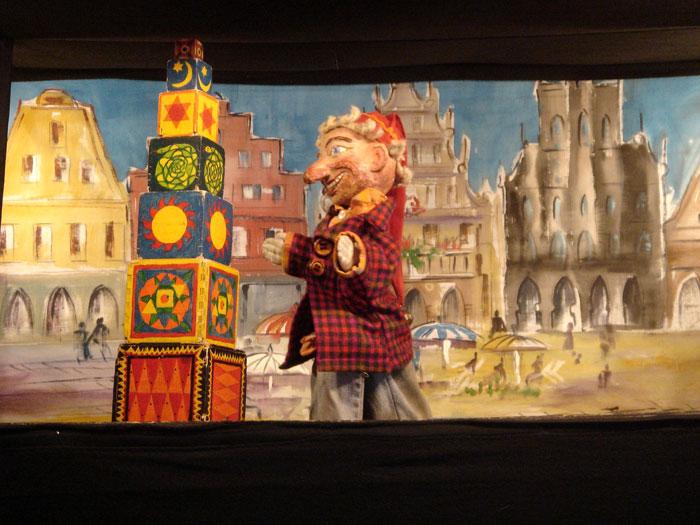 Stadt Munster Munster Marketing Theatre In Munster Charivari Puppentheater