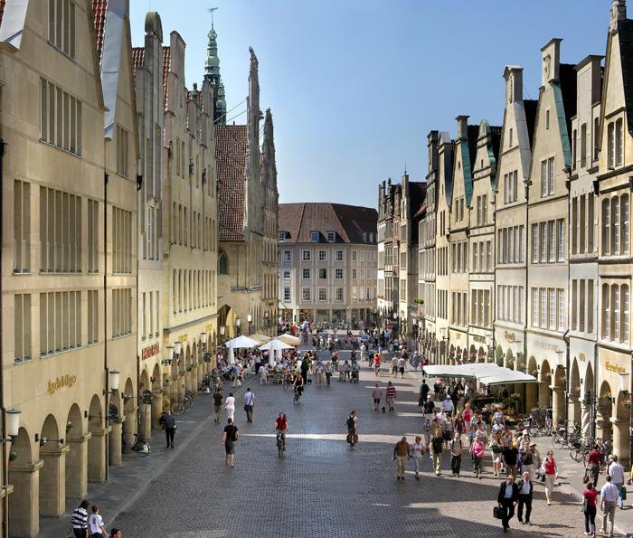 Münster Shoppen