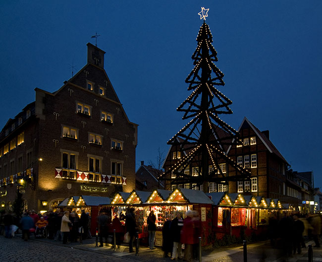 Glühweinpreise Weihnachtsmarkt.Stadt Münster Weihnachtsmärkte Advent In Münster