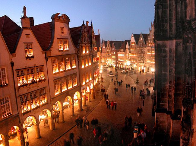 Münster Weihnachtsmarkt öffnungszeiten.Stadt Münster Weihnachtsmärkte Advent In Münster
