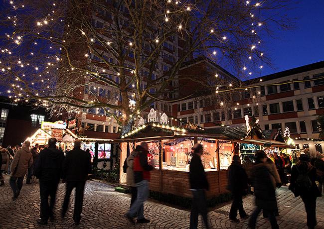 Das Weihnachtsmarkt.Stadt Münster Weihnachtsmärkte 25 November Bis 23 Dezember 2019